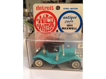 Maxwell 1911. Wild Wheels. Nyskick 1:43 - Lund - Maxwell 1911. Wild Wheels. Nyskick 1:43 - Lund