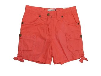 Fransa Kids girls, orange shorts 104 cl
