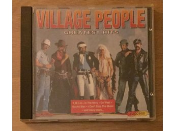 "Village People ""Greatest hits"""