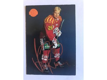 Anders Huss, Brynäs IF, STUDIO Signature, 2 av 12, 94