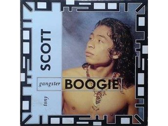 Tony Scott title* Gangster Boogie* Hip-House Netherlands 12""