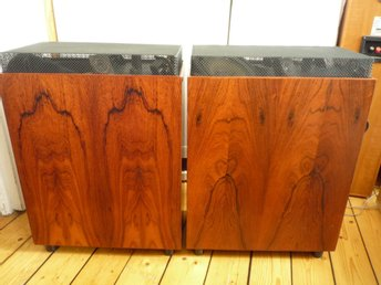 Ett par Sonab OA-14 med ny omkantade orig. alnico baselement i mycket bra skick - Göteborg - Ett par Sonab OA-14 med ny omkantade orig. alnico baselement i mycket bra skick - Göteborg