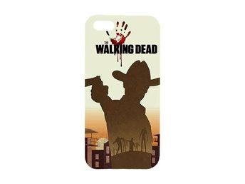 The Walking Dead iPhone 5C skal till The Walking Dead fans