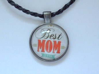 Best Mom Halsband / Necklace