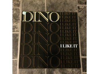 "DINO - I LIKE IT. (MVG 12"")"