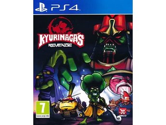 Kyurinagas Revenge PS4 (PS4)