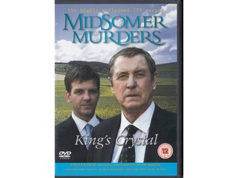 Midsomer Murders King's Crystal 2007 DVD