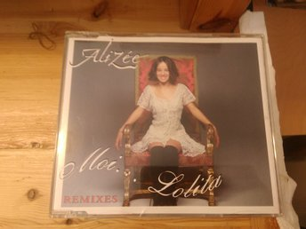 Alizée - Moi… Lolita (Remixes), CD. Alizée Jacotey