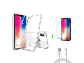 Limited Edition! Start paket för iPhone X
