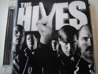 HIVES Black and white album CD TOPPSKICK!!!