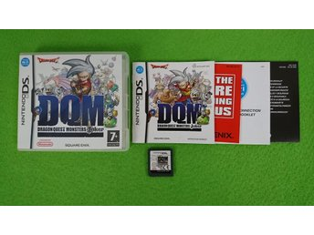 Dragon Quest Monsters Joker KOMPLETT Nintendo DS DQM