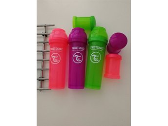 Twistshake 330 ml x2