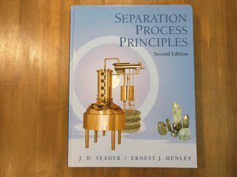 Separation Process Principles (Second Edition)