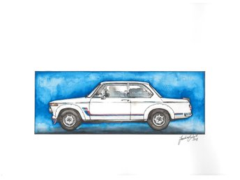 BMW 2002 Turbo Tavla