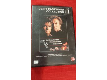 Clint Eastwood collection  NR 10  The rookie