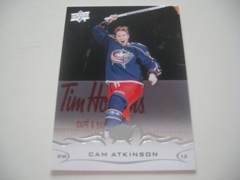 UD Series One 18/19 #54 Cam Atkinson - Columbus Blue Jackets