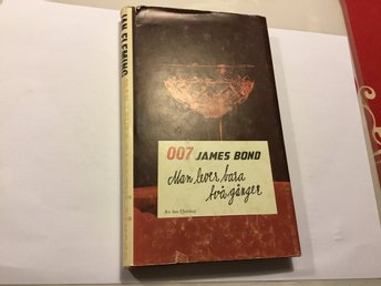 Ian Fleming , 007 James Bond , Man lever bara två gånger