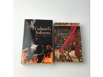 Penguin Books, Böcker, 2 St, Gabriel's inferno, Gabriel's rapture