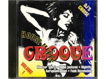 House meets Groove Vol. 1 - Master T & C/Millie Jackson