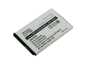 Battery For LG Optimus Me P350 Li-Ion ON747