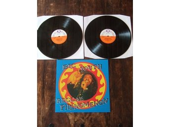 Big Youth / Reggae Phenomenon (2 vinyler / Nyskick / Nypress)