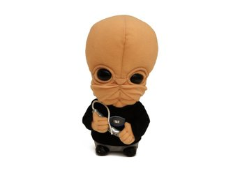 SW MUSICO CANTINA TALKING CHARACTER PLUSH 22 CM STAR WARS