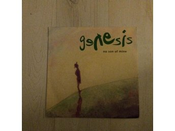 "GENESIS -NO SON OF MINE. (7"" SINGEL)"