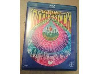 Taking Woodstock - OOP