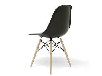 4 x Style Dining Side Svart Chair!Stol!Fåtölj!Möbler - Kista - 4 x Style Dining Side Svart Chair!Stol!Fåtölj!Möbler - Kista