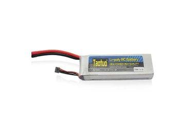 Taotuo 11.1V 4200mAh 3S 25C T Plug uppladdningsbart Lipo batteri för RC Helikopt - Södertälje - Taotuo 11.1V 4200mAh 3S 25C T Plug uppladdningsbart Lipo batteri för RC Helikopt - Södertälje
