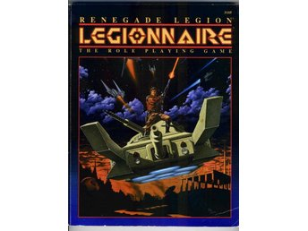 Renegade Legion - Legionnaire - FASA Corporation - 5105 -
