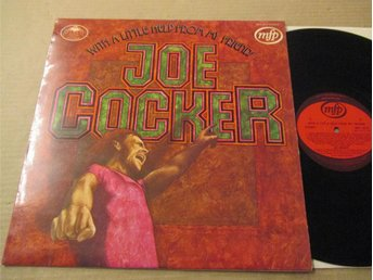 "Joe Cocker ""With A Little Help From My Friends"""