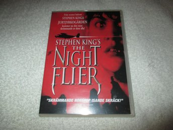 Night Flier * Stephen King * Repfri * Utgått - Linköping - Night Flier * Stephen King * Repfri * Utgått - Linköping