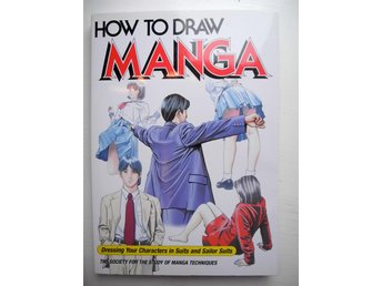 HOW TO DRAW MANGA Dressing Your Characters in suits and sailor suits 2006