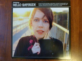 HELLO SAFERIDE INTRODUCING 1ST PRESS