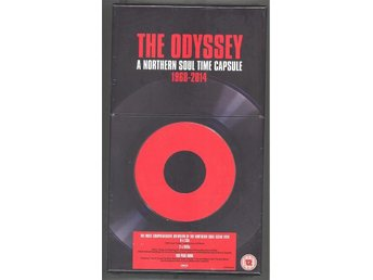 "A NORTHERN SOUL TIME CAPSULE 1968-2014 ""THE ODYSSEY"" (8-CD+2-DVD+BOK) / NY"