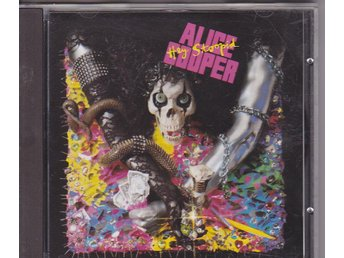 ALICE COOPER: Hey Stoopid 1991 CD (Feed My Frankenstein) - Stockholm - ALICE COOPER: Hey Stoopid 1991 CD (Feed My Frankenstein) - Stockholm