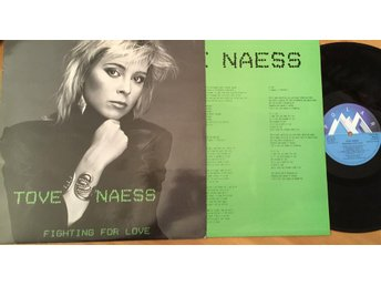 TOVE NAESS  FIGHTING FOR LOVE