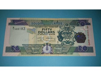 Solomon Islands ¤ P29 ¤ $50 ¤ 2004 ¤ B1 (OVIKT/UNC/0)