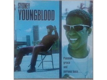 Sydney Youngblood title*  Passion, Grace And Serious Bass* House LP EU