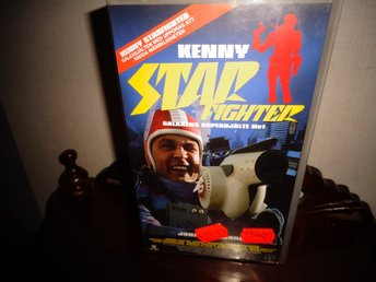 $$$  VHS  KENNY  STARFIGHTER  VHS  $$$
