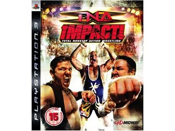 TNA Impact - Playstation 3