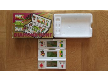 V-Tech Diamond Hunt Tri-Screen Game & Watch-klon