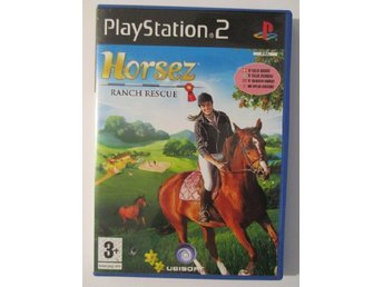 Horsez Ranch Rescue! (På svenska!)
