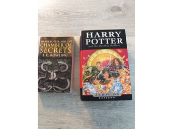 Harry Potter and the deathly Hallows , Harry Potter and the Chamber of Secrets
