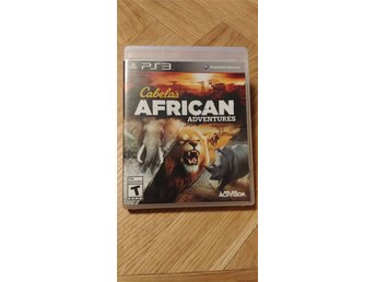 Cabela's African Adventures PS3