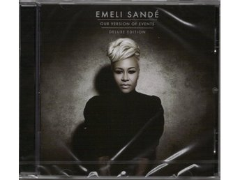 EMELI SANDÉ  - Our Version Of Events - Deluxe Edition CD (INPLASTAD)