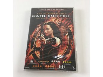 The Hunger games Catching Fire, Film, DVD, Action, 2013