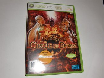 Kingdom under fire circle of Doom NORDIC