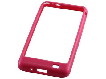 TPU Bumper For Samsung Galaxy S II pink ON732